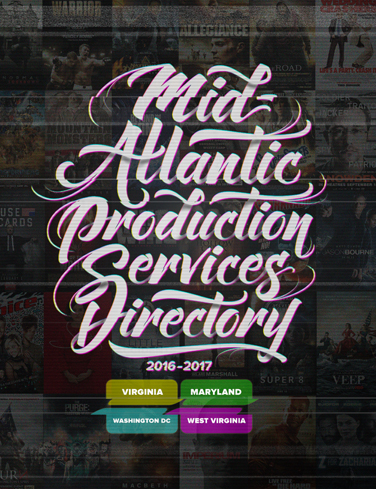 Mid-Atlantic Production Services Directory